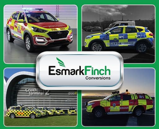 Esmark Finch emergency services vehicle conversions