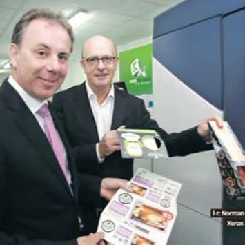 The Sunday Business Post: Esmark Finch & Xerox meet tall order