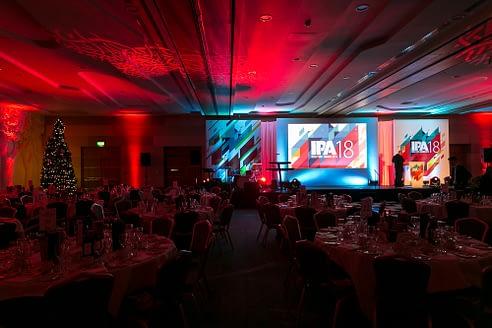 irish print awards room