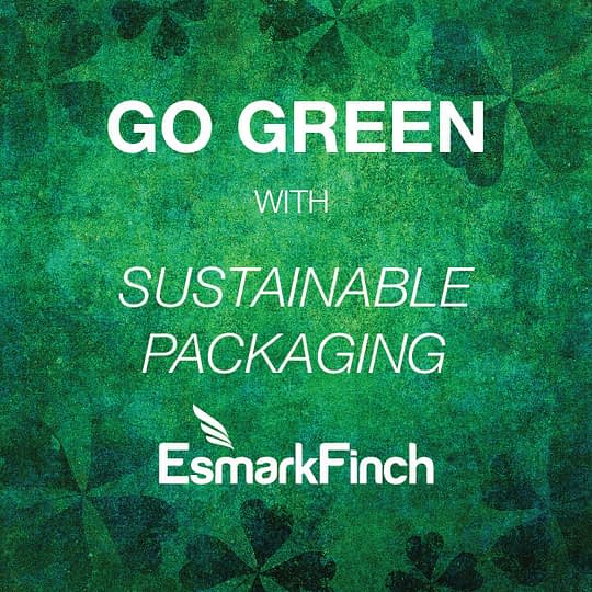 Go Green With Sustainable Packaging