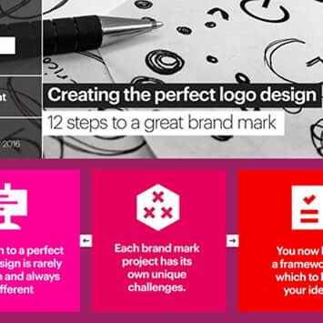 [Infographic] Creating the Perfect Logo Design