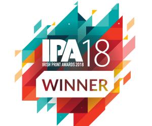 Esmark Finch Win At The Irish Print Awards 2018
