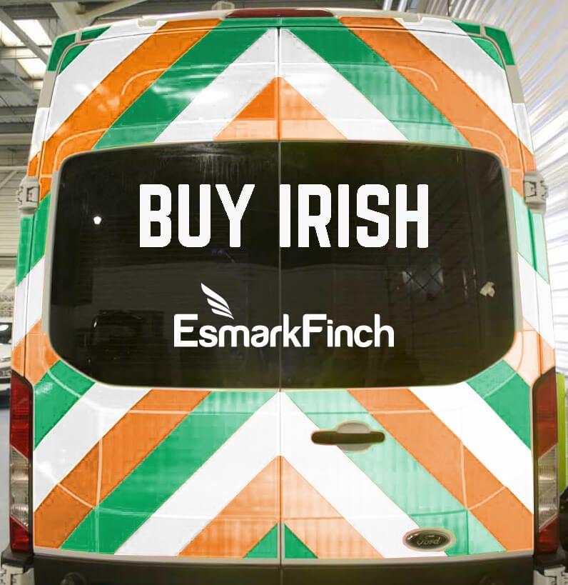 Irish manufacturer of reflective chevrons